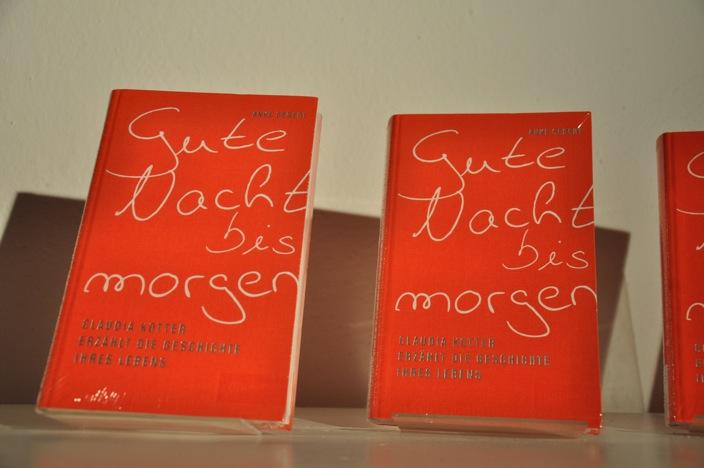 Claudia Kotter Stellt Ihr Buch Gute Nacht Bis Morgen Im
