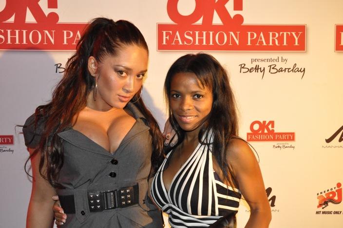 Ok Fashion Night Im Felix Mit Sarah Connor Freund Florian Fischer