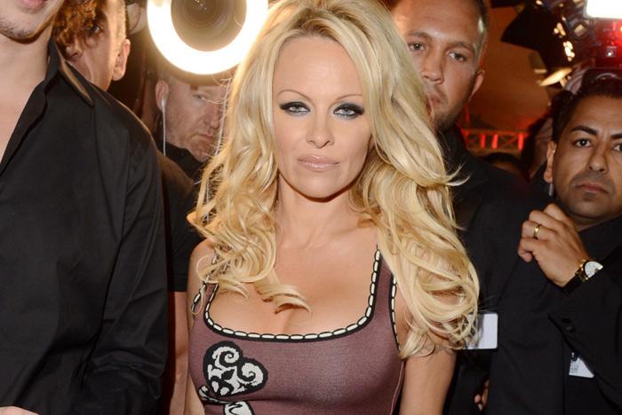 Pamela Anderson Playboy Club Köln
