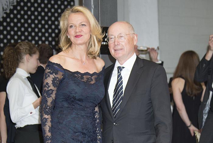 Mode, Fußball, Medienpreis: Liebeskind lädt Max Herre + Joy