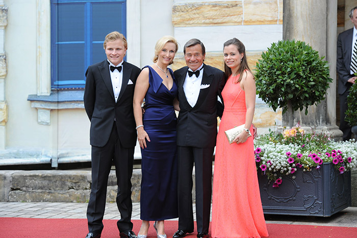 Wolfgang Grupp Frau