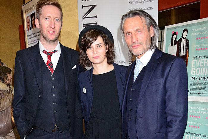 Premiere Preise Musik Nora Tschirner Feiert Ihr England Drama Everyone S