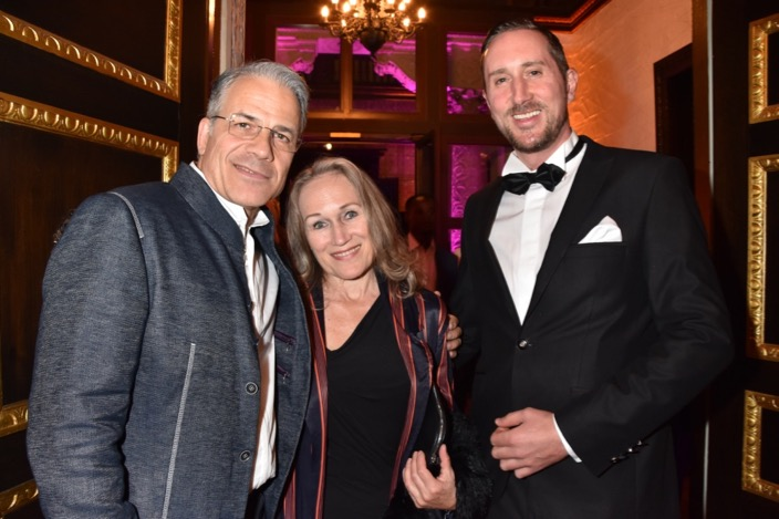 Die Starpress Media Night Feiern Mode Ikone Caren Pfleger Jenny