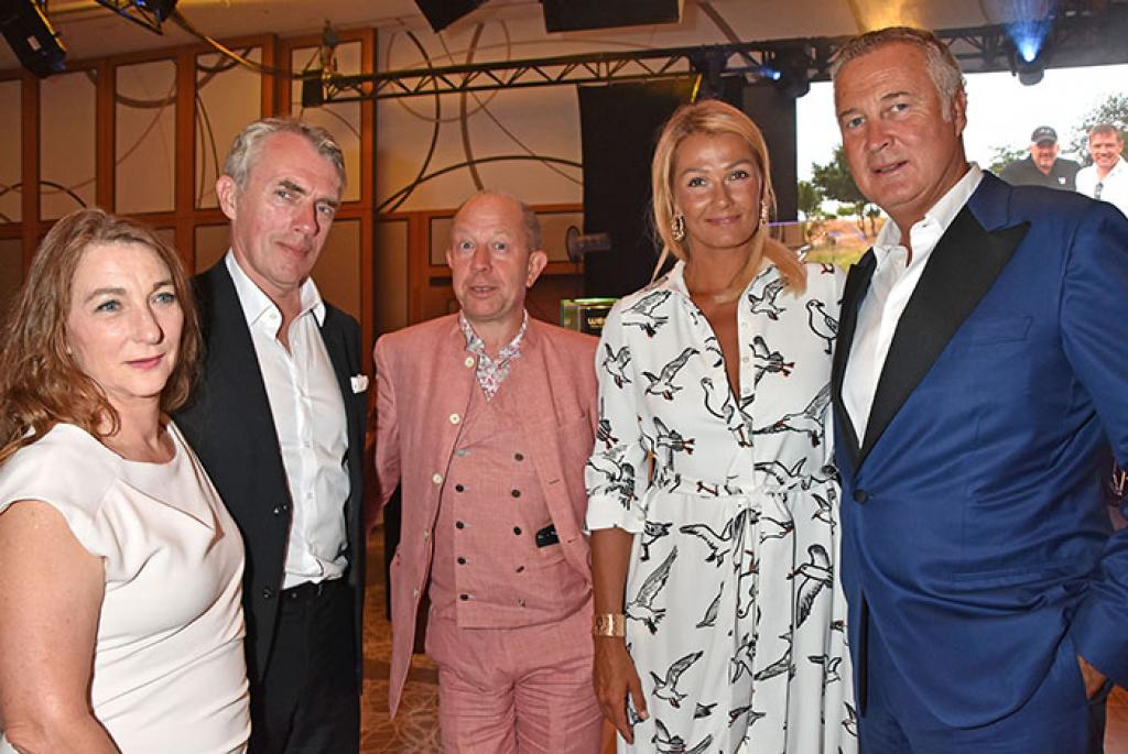 11 Grk Golf Charity Masters Mit Franziska Van Almsick Jan Josef