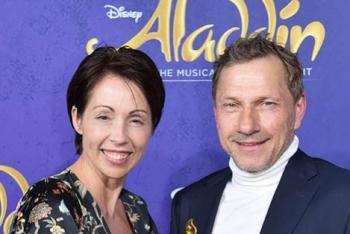 Aladdin Musical Premiere