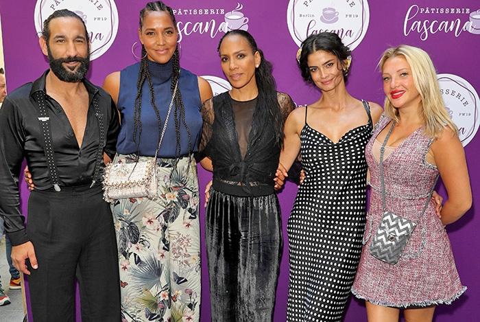 sports shoes 4b622 06899 Lascana-Dessous-Show & Bunte New Faces Fashion mit Shermine ...