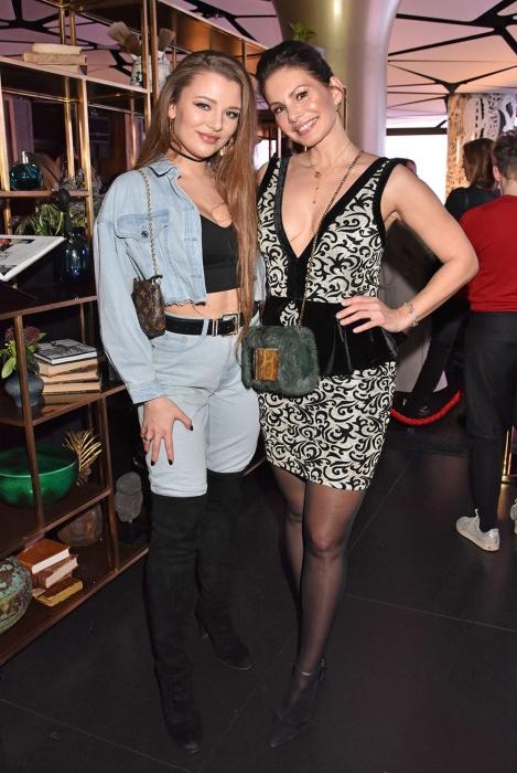 Auftakt Fashion Week Berlin mit Candice Swanepoel