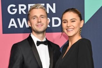 Green Awards Mit Nico Rosberg Stefanie Giesinger Ruby O Fee Rea Garvey